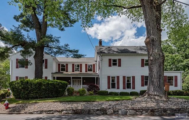 166 Ridgewood Road, Twp Of Washington, NJ 07676 (MLS #1926191) :: William Raveis Baer & McIntosh