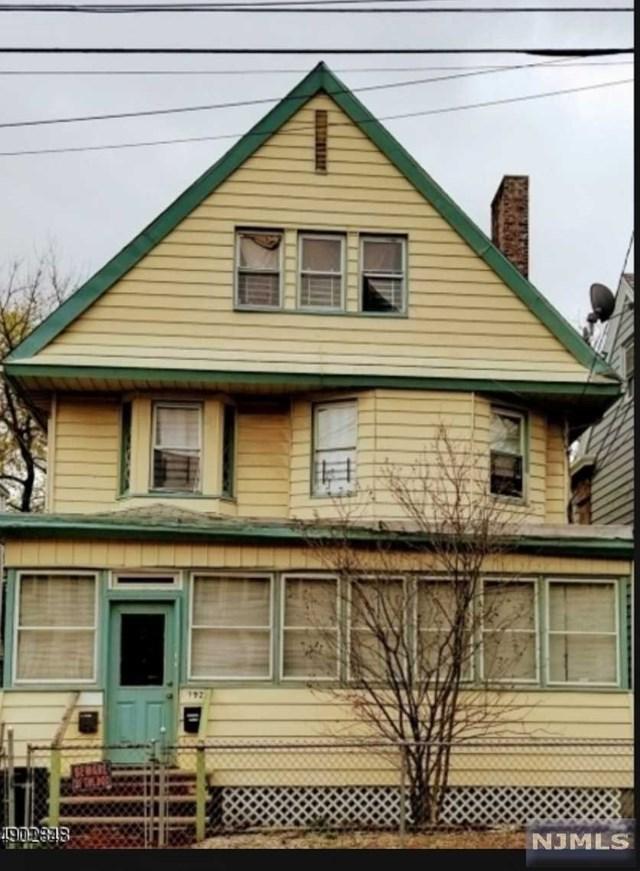 192 N Center Street, Orange, NJ 07050 (MLS #1926406) :: William Raveis Baer & McIntosh