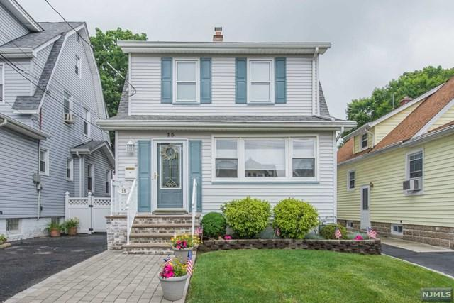 15 Walter Street, Bloomfield, NJ 07003 (MLS #1929182) :: William Raveis Baer & McIntosh