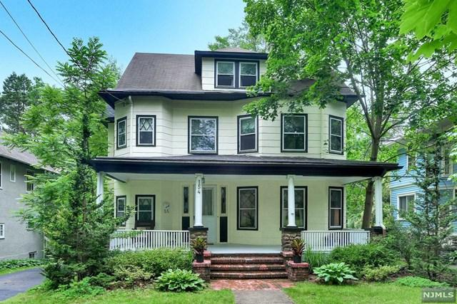 154 Doremus Avenue, Ridgewood, NJ 07450 (MLS #1929198) :: William Raveis Baer & McIntosh