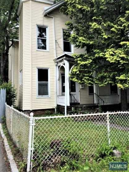 321 Hawthorne Street, Orange, NJ 07050 (MLS #1929283) :: William Raveis Baer & McIntosh