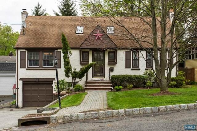 15 Dogwood Terrace, Livingston, NJ 07039 (MLS #1930333) :: William Raveis Baer & McIntosh