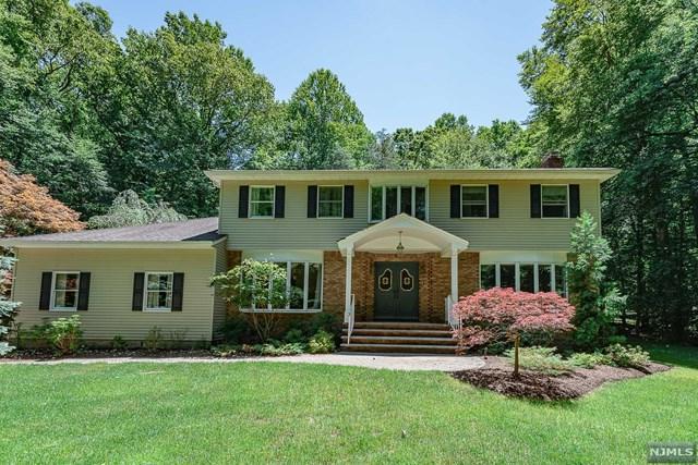 34 N Church Road, Saddle River, NJ 07458 (MLS #1930757) :: The Dekanski Home Selling Team
