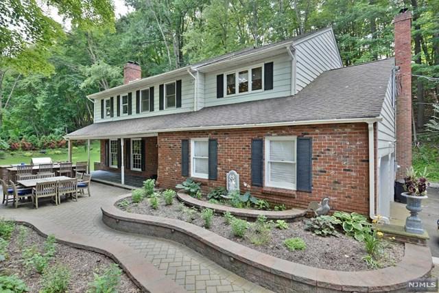 219 W Saddle River Road, Saddle River, NJ 07458 (MLS #1931770) :: The Dekanski Home Selling Team