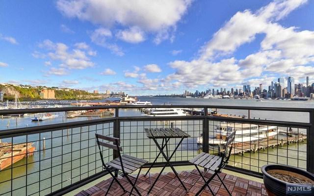 600 Harbor Boulevard #867, Weehawken, NJ 07086 (MLS #1932722) :: Team Francesco/Christie's International Real Estate