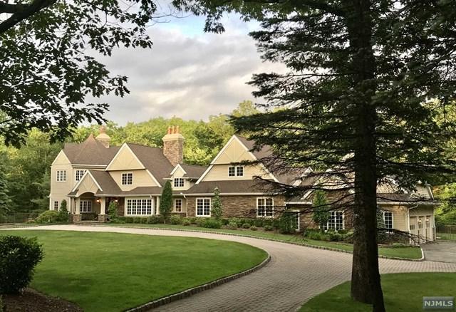 8 Old Farms Road, Saddle River, NJ 07458 (MLS #1932757) :: The Dekanski Home Selling Team