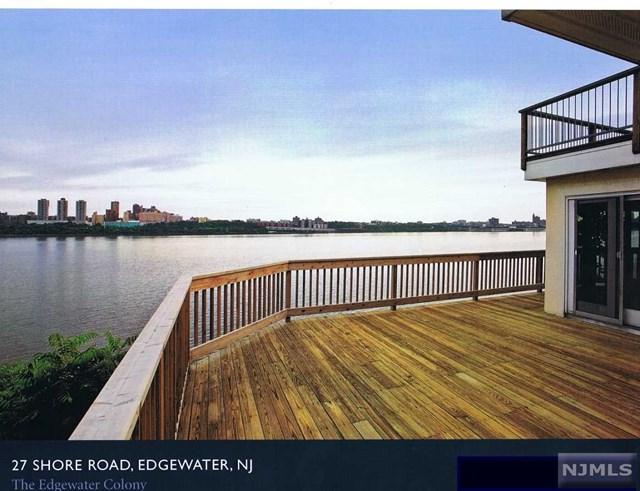 27 Shore Road, Edgewater, NJ 07020 (MLS #1933065) :: Team Francesco/Christie's International Real Estate