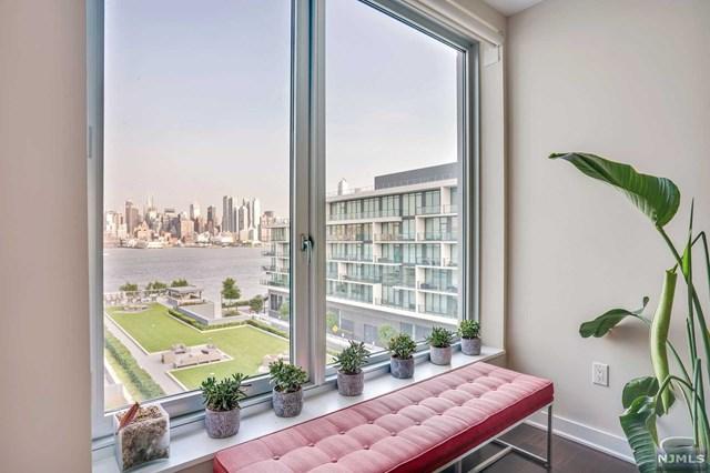 1000 Ave At Port Imperial #615, Weehawken, NJ 07086 (MLS #1933489) :: Team Francesco/Christie's International Real Estate