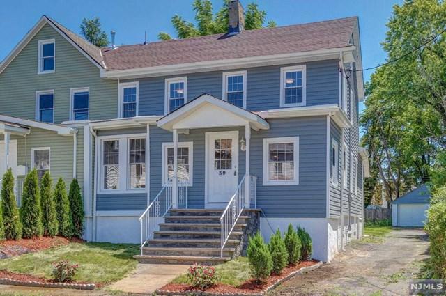 39 Olive Street, Bloomfield, NJ 07003 (MLS #1933755) :: William Raveis Baer & McIntosh