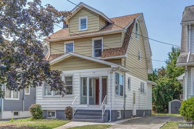 14 Norwood Place, Bloomfield, NJ 07003 (MLS #1934160) :: William Raveis Baer & McIntosh