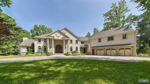 745 Colonial Road, Franklin Lakes, NJ 07417 (#1934440) :: Group BK
