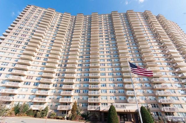 555 North Avenue 4H, Fort Lee, NJ 07024 (#1934482) :: Group BK