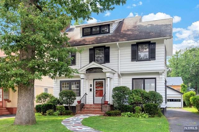 21 Franklin Place, Montclair, NJ 07042 (MLS #1936737) :: William Raveis Baer & McIntosh