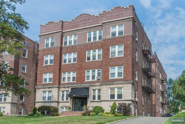 16 Forest Street #403, Montclair, NJ 07042 (MLS #1937515) :: William Raveis Baer & McIntosh