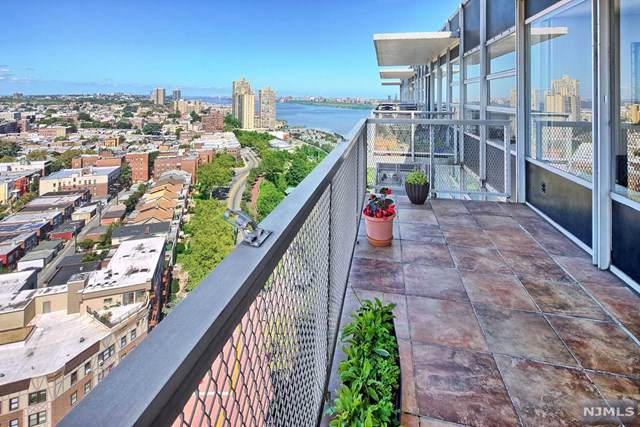 6050 Boulevard East Ph23f, West New York, NJ 07093 (MLS #1942884) :: Team Francesco/Christie's International Real Estate