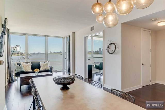 1000 Ave At Port Imperial #408, Weehawken, NJ 07086 (MLS #1943888) :: The Lane Team