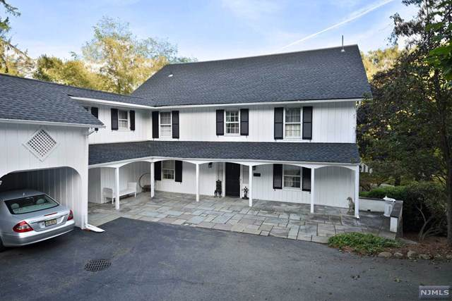 224 W Saddle River Road, Saddle River, NJ 07458 (MLS #1945655) :: The Dekanski Home Selling Team