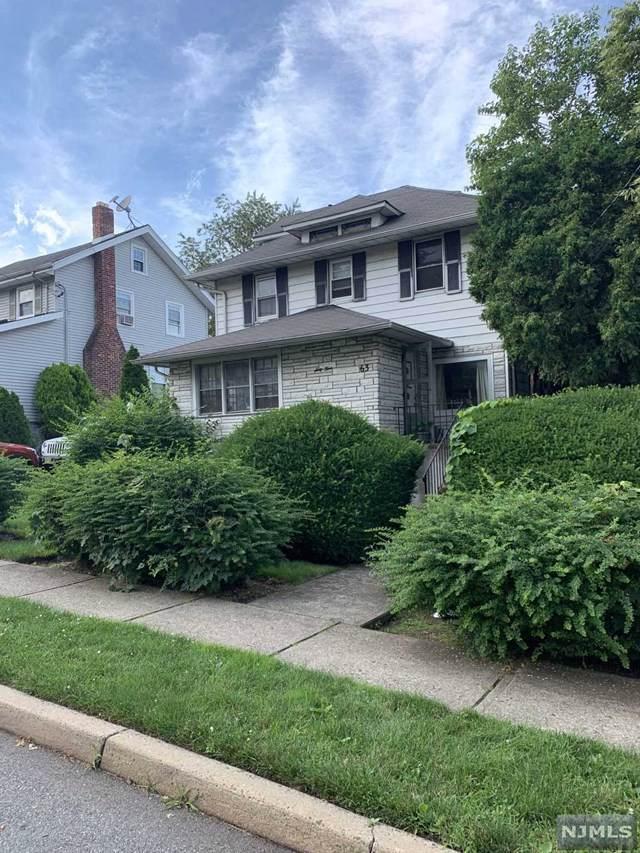 63 Selvage Avenue, Teaneck, NJ 07666 (MLS #1946352) :: William Raveis Baer & McIntosh