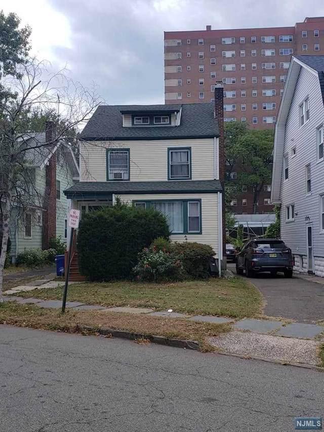 35 Morton Place, East Orange, NJ 07017 (MLS #1946533) :: William Raveis Baer & McIntosh