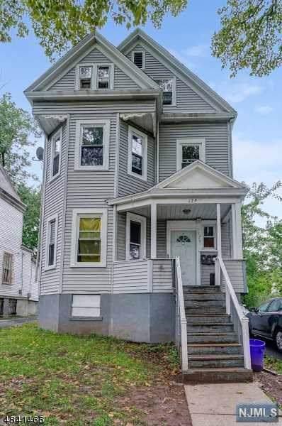 129 N 15th Street, East Orange, NJ 07017 (MLS #1946654) :: William Raveis Baer & McIntosh