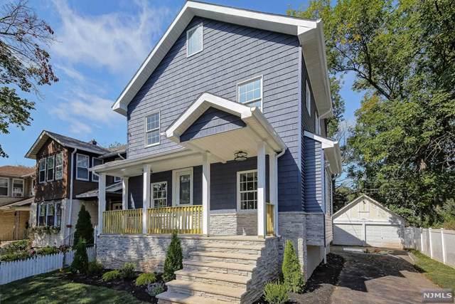 215 Ward Place, South Orange Village, NJ 07079 (MLS #1946707) :: William Raveis Baer & McIntosh