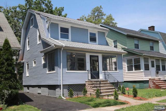 19 Irving Street, East Orange, NJ 07018 (MLS #1946809) :: William Raveis Baer & McIntosh