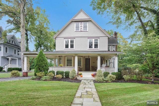 419 Spring Avenue, Ridgewood, NJ 07450 (MLS #1947291) :: The Dekanski Home Selling Team