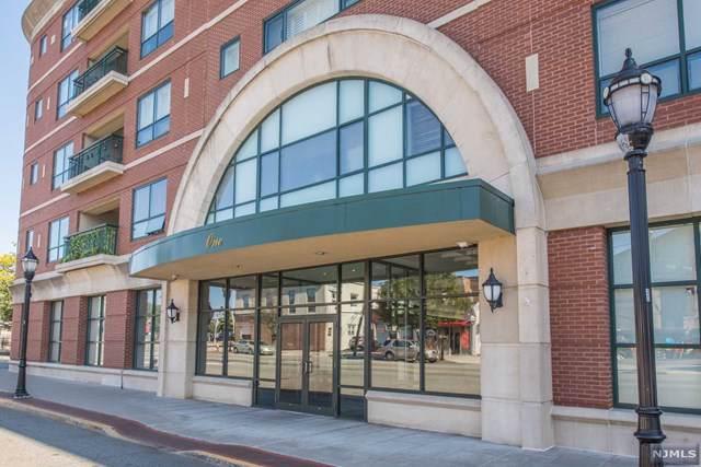 1 Orient Way #504, Rutherford, NJ 07070 (MLS #1947397) :: William Raveis Baer & McIntosh