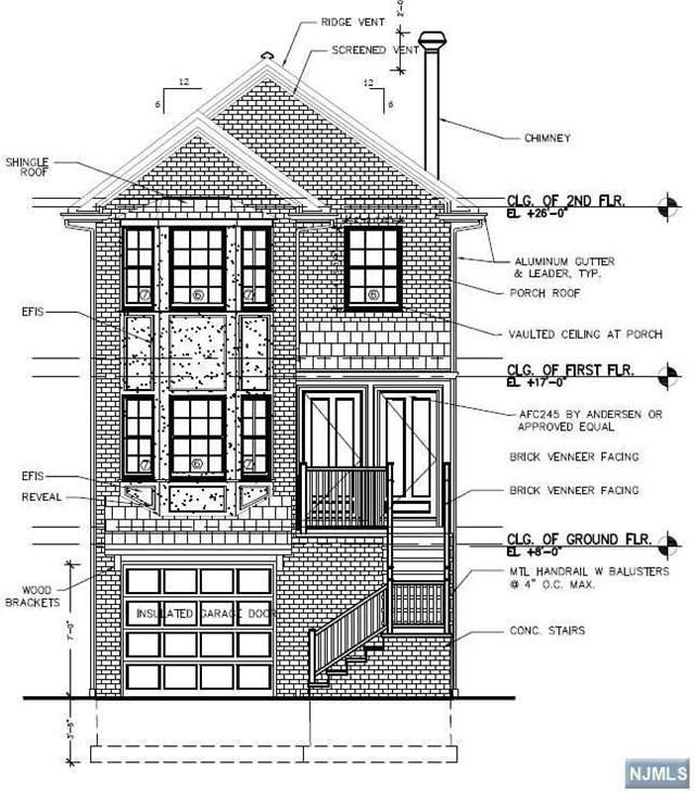 121 Montgomery Street, Paterson, NJ 07501 (MLS #1947881) :: RE/MAX Ronin