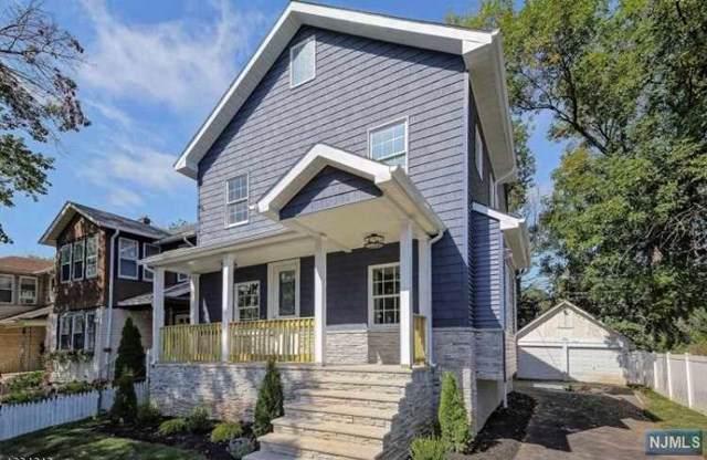 215 Ward Place, South Orange Village, NJ 07079 (MLS #1950618) :: William Raveis Baer & McIntosh