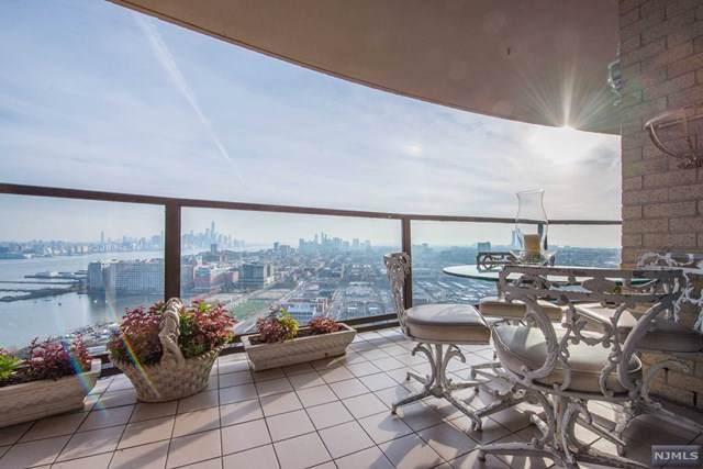 380 Mountain Road #1612, Union City, NJ 07087 (MLS #1951593) :: Team Francesco/Christie's International Real Estate