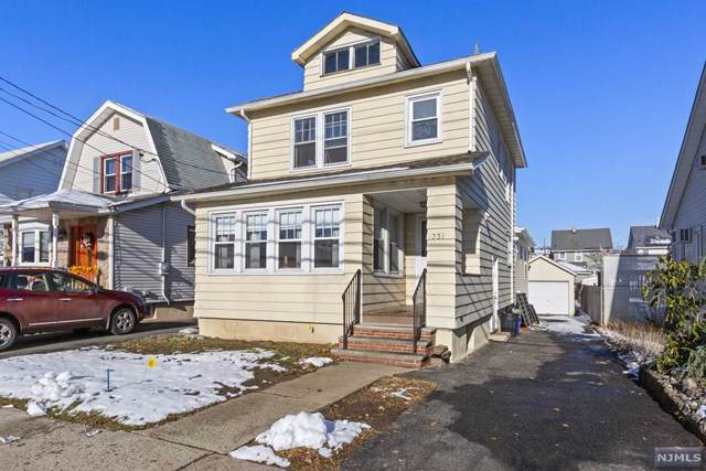 231 Page Avenue, Lyndhurst, NJ 07071 (MLS #1953318) :: The Lane Team