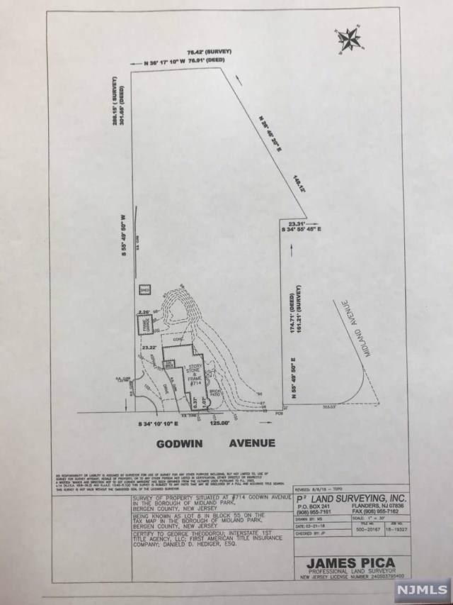 714 Godwin Avenue, Midland Park, NJ 07432 (MLS #1953421) :: The Lane Team