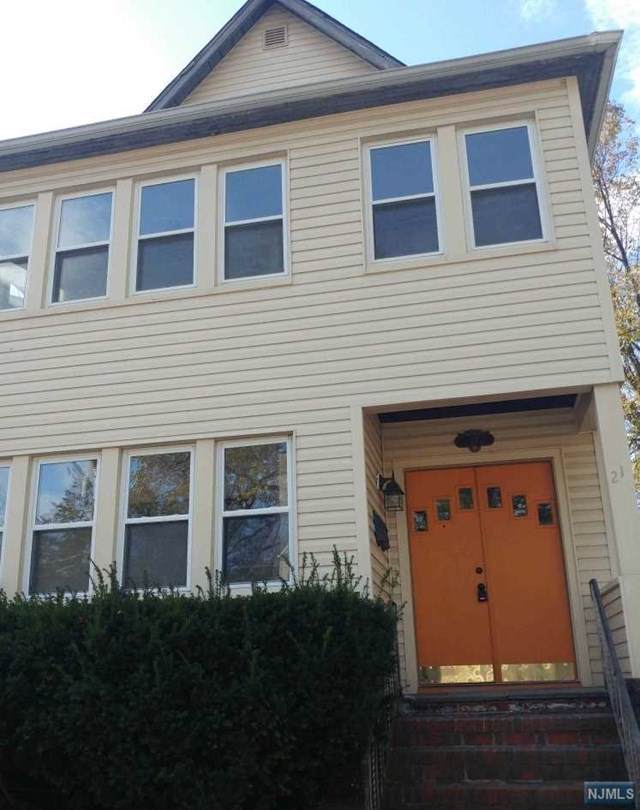 21 Wilfred Street, Montclair, NJ 07042 (MLS #1953486) :: William Raveis Baer & McIntosh