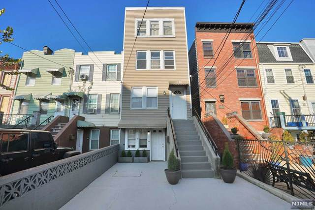 354 5th Street, Jersey City, NJ 07302 (MLS #1953636) :: The Sikora Group