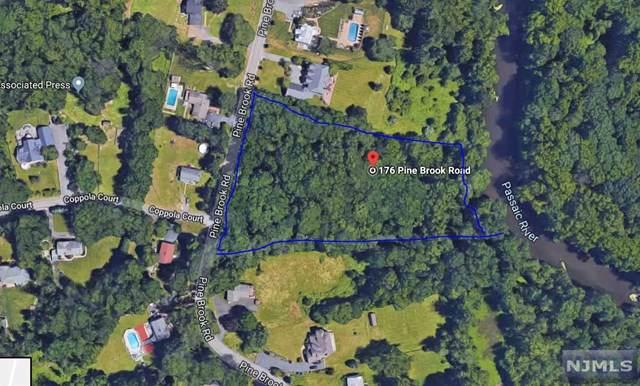 176 Pine Brook Road, Montville Township, NJ 07082 (MLS #1953752) :: William Raveis Baer & McIntosh