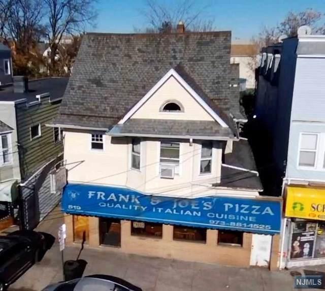 517-519 Park Avenue, Paterson, NJ 07504 (MLS #1953980) :: The Dekanski Home Selling Team