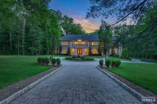 46 Westerly Road, Saddle River, NJ 07458 (MLS #1953992) :: William Raveis Baer & McIntosh