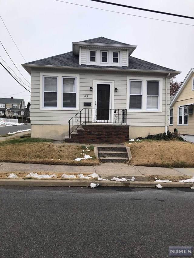65 Dewey Avenue, Totowa, NJ 07512 (MLS #1954035) :: The Dekanski Home Selling Team