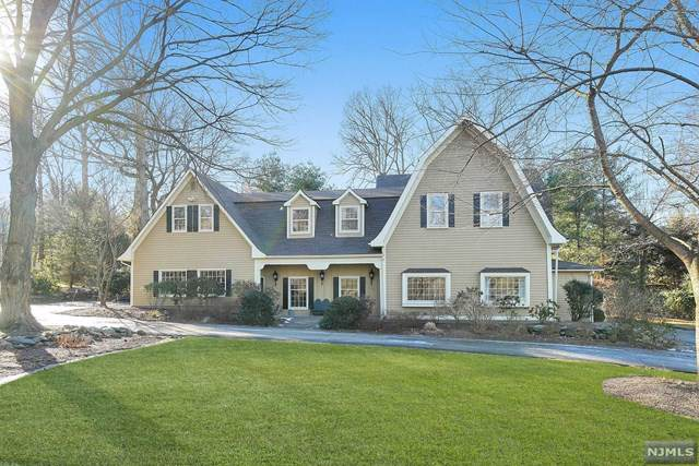 12 W Church Road, Saddle River, NJ 07458 (MLS #1954330) :: William Raveis Baer & McIntosh