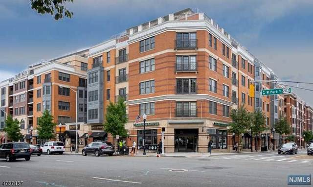 40 Park Place #208, Morristown Town, NJ 07960 (MLS #1954348) :: The Sikora Group