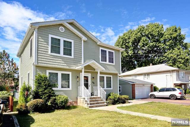 34 Brookside Avenue, Elmwood Park, NJ 07407 (MLS #20000275) :: The Dekanski Home Selling Team