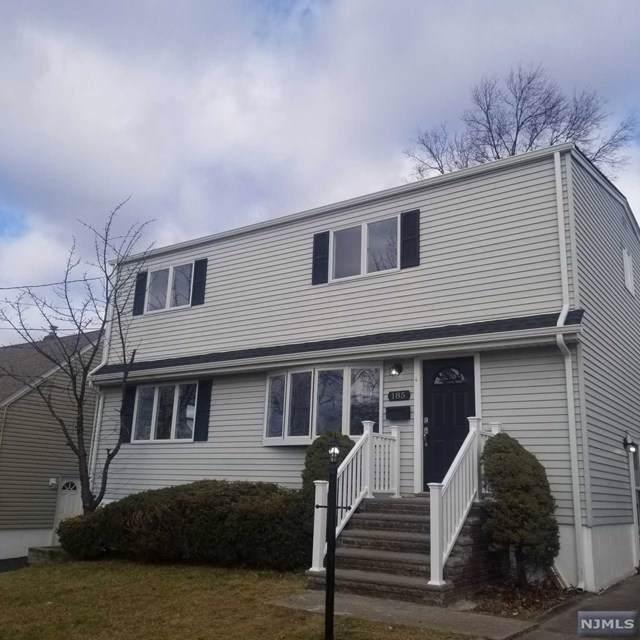 185 Palmer Terrace, Wood Ridge, NJ 07075 (#20001136) :: NJJoe Group at Keller Williams Park Views Realty