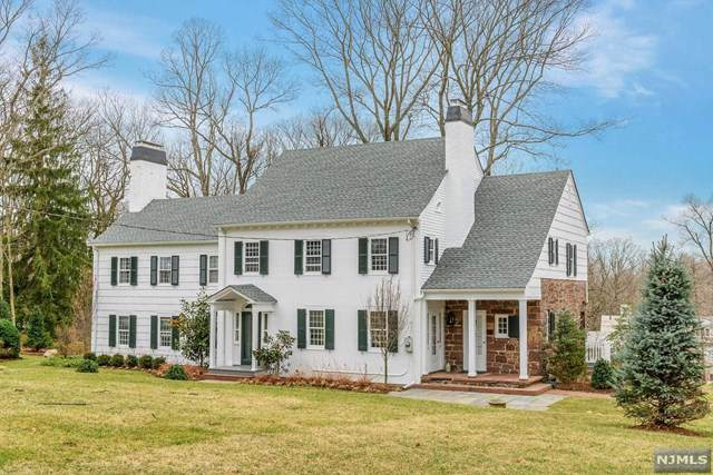 81 Old Chester Road, Essex Fells, NJ 07021 (MLS #20001751) :: The Lane Team