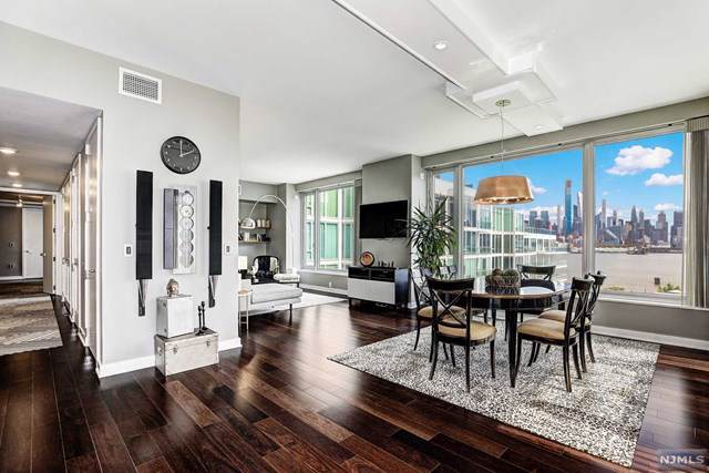 1000 Ave At Port Imperial #0601, Weehawken, NJ 07086 (MLS #20002163) :: The Lane Team