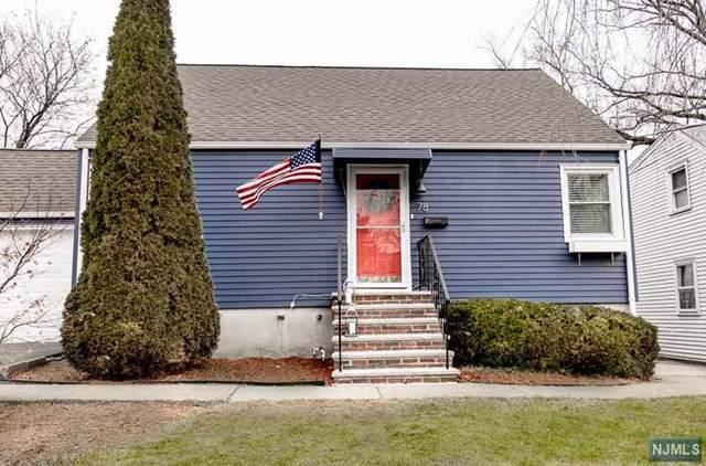 78 Rutherford Boulevard, Clifton, NJ 07014 (#20002709) :: NJJoe Group at Keller Williams Park Views Realty