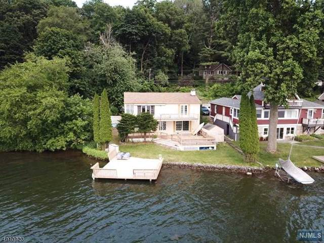 252 E Shore Trail, Sparta, NJ 07871 (MLS #20003179) :: The Sikora Group