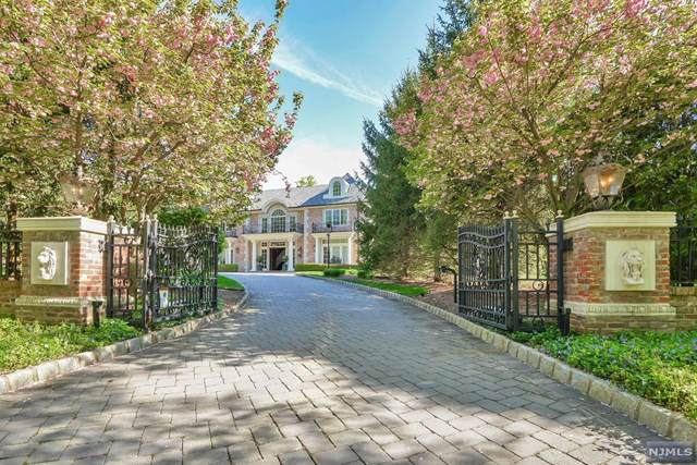 11 E Denison Drive, Saddle River, NJ 07458 (MLS #20003316) :: William Raveis Baer & McIntosh
