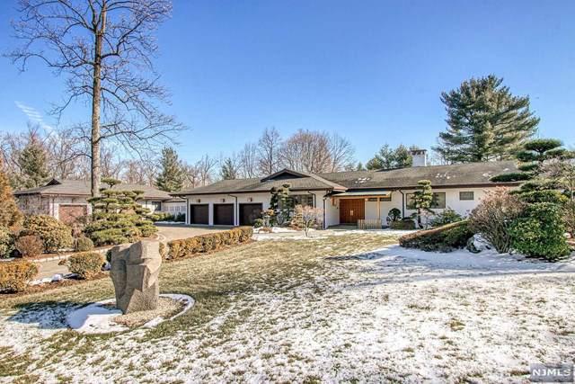 33 Stone Tower Drive, Alpine, NJ 07620 (#20003620) :: Proper Estates