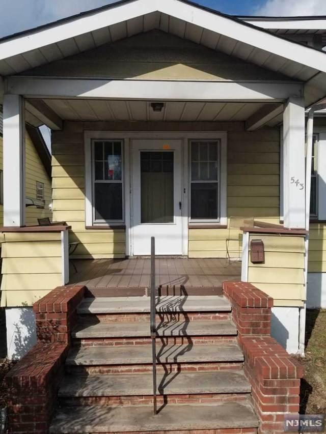 543 Purce Street, Hillside, NJ 07205 (#20005630) :: NJJoe Group at Keller Williams Park Views Realty
